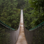 Car-free hiking destinations near Vancouver