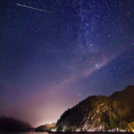 Meteor Shower 2013 viewpoints in Vancouver