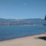 Day 1 – July 9 // Kelowna // Hiawatha Campground