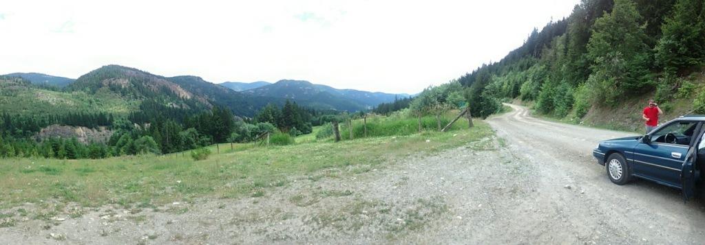 top panorama