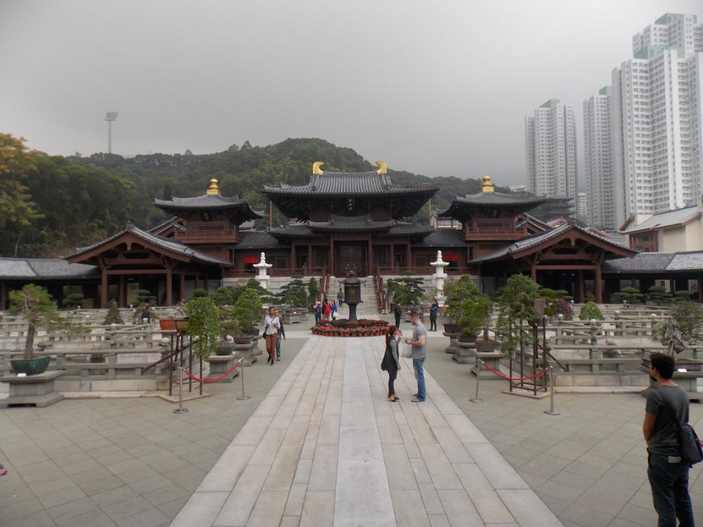 Chi Lin Nunnery 1