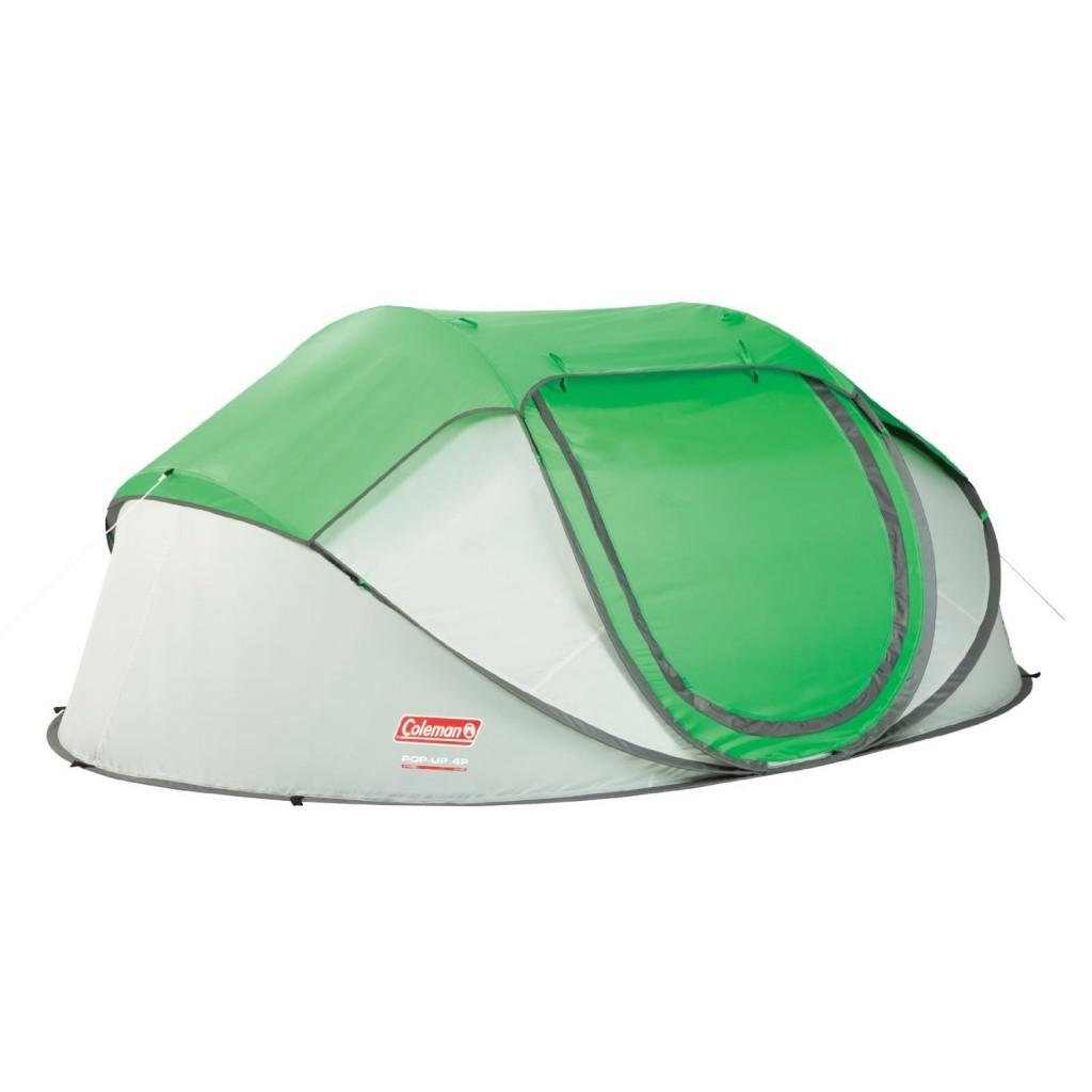Coleman Popup tent