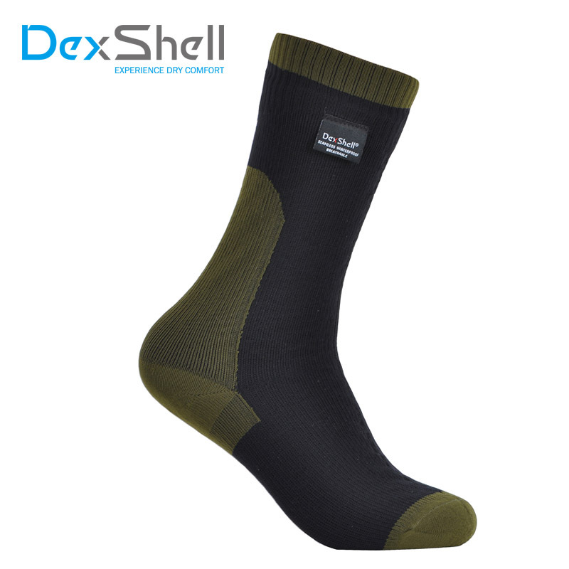 Outdoor-Sports-Nylon-Socks-Waterproof-Windproof-Breathable-Trekking-Socks-Dexshell-DS8836