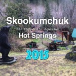 Skookumchuk Hot Springs (AKA St. Agnes' Well, AKA T'Sek Hot Springs) visit