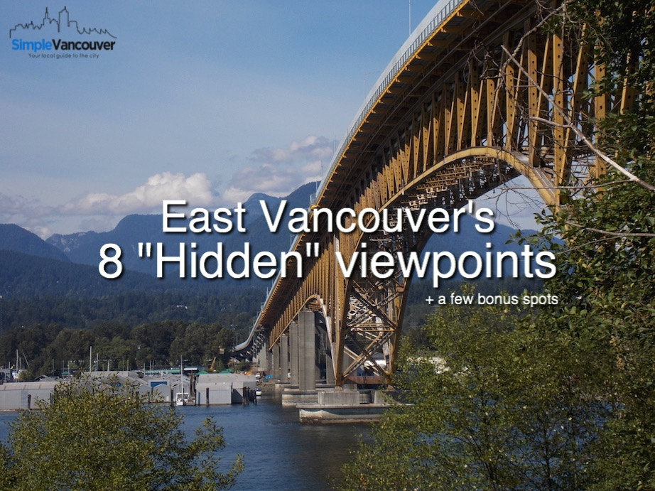 EAST VANCOUVER Hidden Viewpoints logo