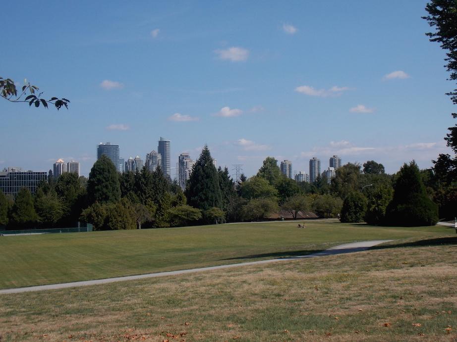 Rupert Park view Vancouver