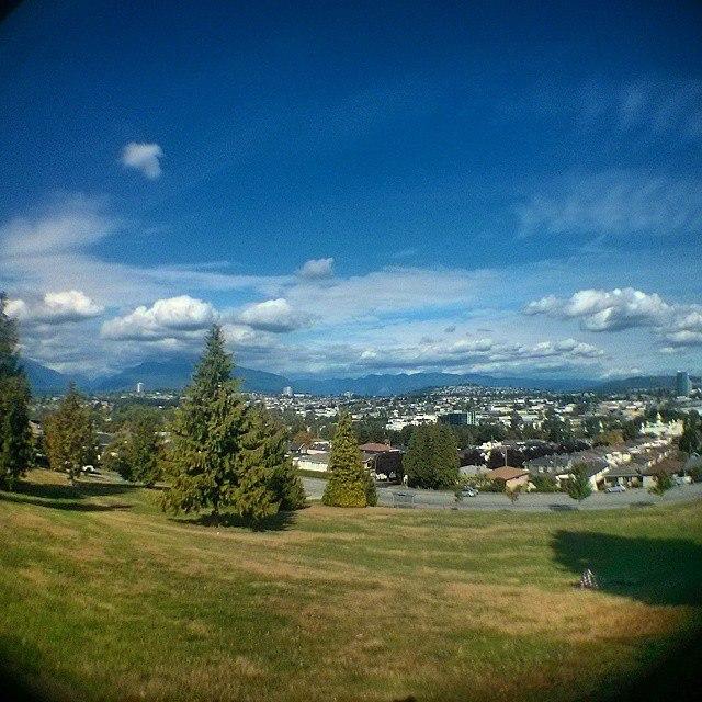 Sunrise Park view Vancouver