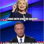 First Democratic Presidential Debate 2016 by CNN